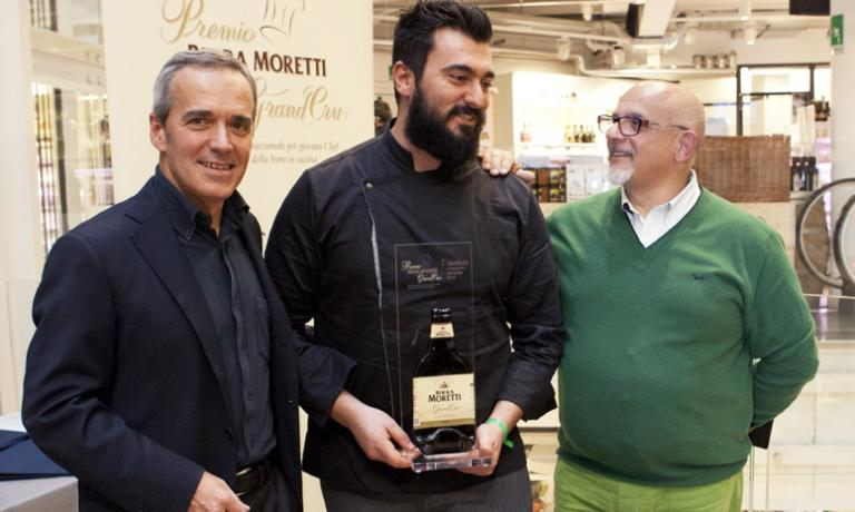 Dalla finale del Premio Birra Moretti Grand Cru 20