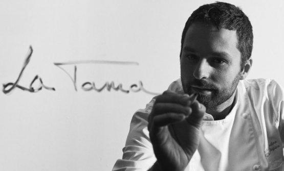 Alessandro Dal Degan, chef della Tana Gourmet di Asiago