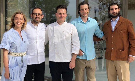 At Dalla Gioconda's, Davide Di Fabio pursues a dream