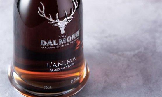 Il whisky L'Anima firmato The Dalmore e Massim