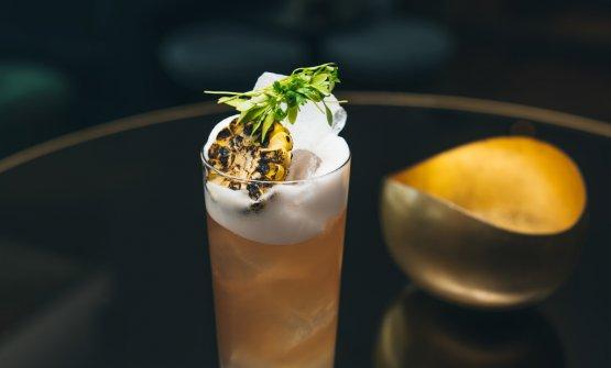 Un cocktail delDandelyan