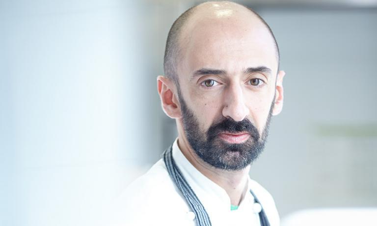 Davide Maci è lo chef-patron dell'ottimo The