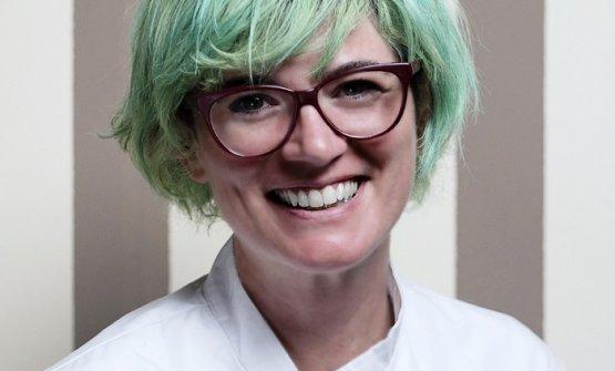 Alessia Mazzola, chef dell'Osteria Al Gigianca di Bergamo