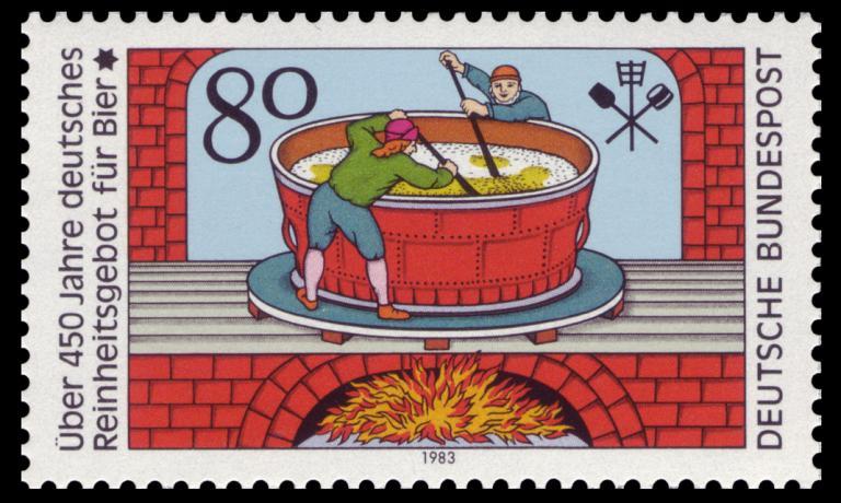 Un francobollo celebrativo per i 450 anni dell'Editto della Purezza. Ora siamo a 500
