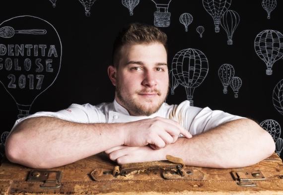 Matteo Metullio ha appena lasciato la cucina del Ciasa Salares in Alto Adige, insegna che aveva condotto alle 2 stelle Michelin