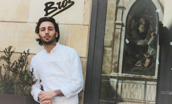 Floriano Pellegrino del Bros di Lecce. E' un i