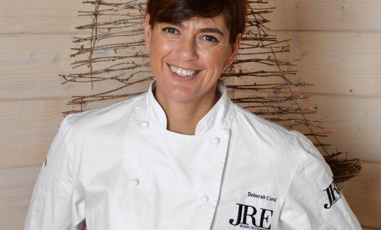 La chef Deborah Corsi