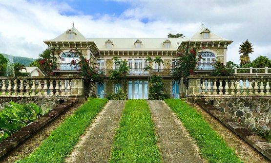 La Perinelle, la bellissima villa della famiglia D