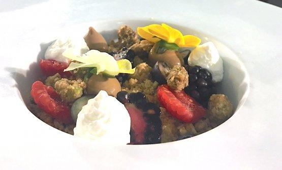 The dessert fromFabio Ciriaci