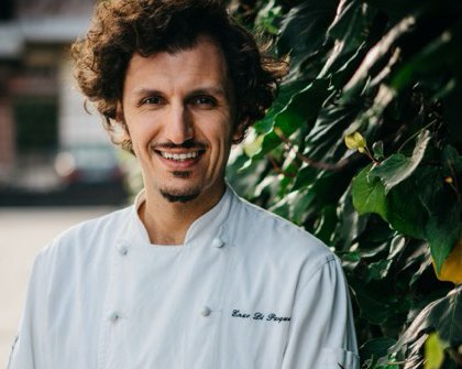 Lo chef Enzo Di Pasquale