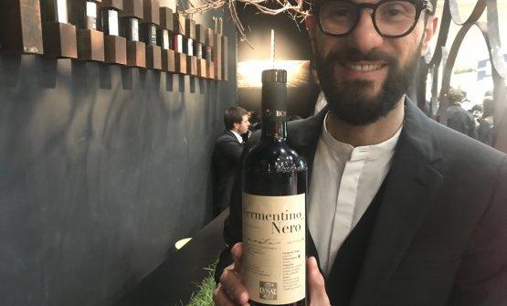 Diego Bosoni presenta il Vermentino Nero