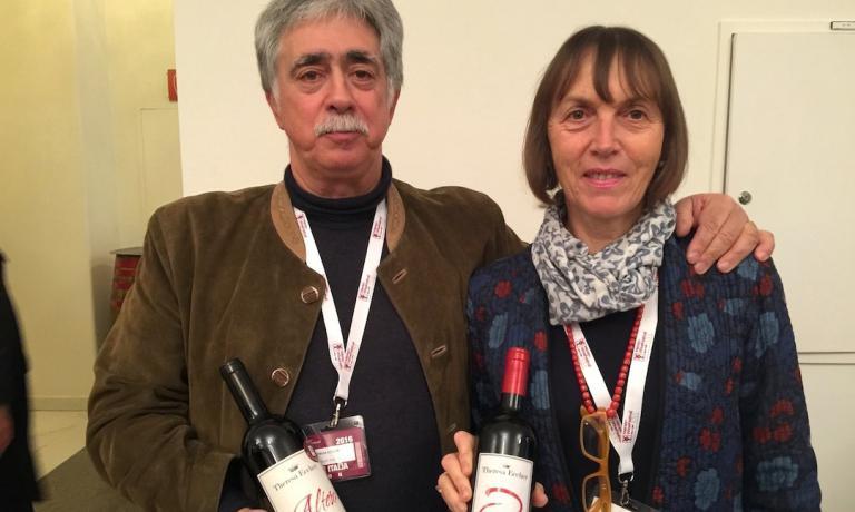 Andrea Panozzo e Daniela Conta