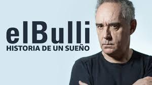 """Il manifesto di """"elBulli, la storia di un sogno"""", docu-serie in onda su Amazon Prime dal 2 luglio scorso. Sono 12 episodi girati nell'arco di 13 anni, un'occasione imperdibile per ripercorrere i fasti del ristorante più influente dell'ultimo trentennio"""