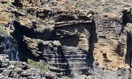 Stratificazioni laviche