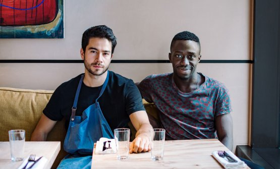 Jeremy Chan and Iré Hassan-Odukale, Ikoyi, London (photo london.eater.com)