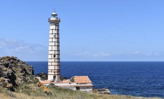 Il faro di Punta Gavazzi