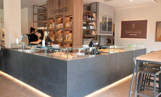 Il nuovo Cannata Sicilian Bakery di Milano