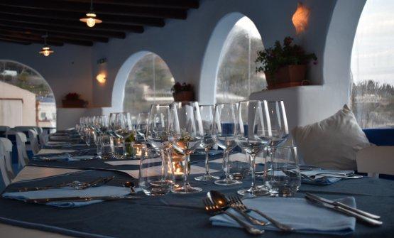 Il ristorante(fotoGiulia Monteleone)