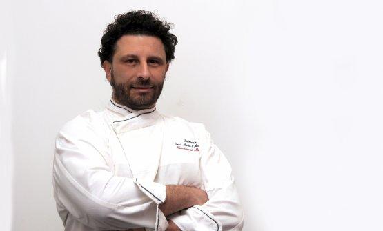 Lo chef Giovanni Milana