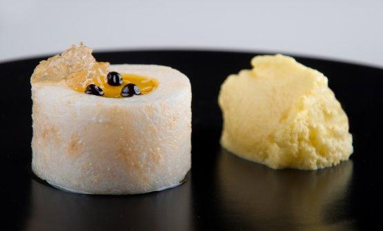 Sedano rapa buco, la ricetta di Simone Salvini, cuoco vegano (foto di Andrea Tiziano Farianti)