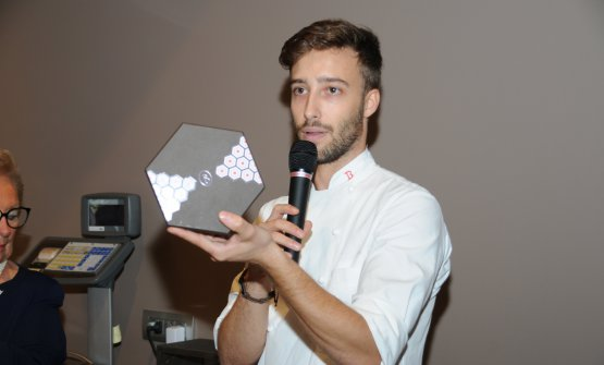 Giacomo Besuschio presenta la nuova linea Sesta
