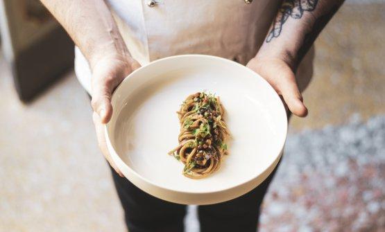 Ragù 26: la ricetta primaverile di Maurizio Amato