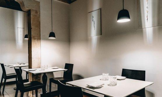 La sala del Primo Restaurant
