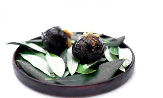 Olive di patata in salamoia. Eccezionali