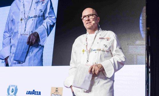 Heinz Beck è tornato sul palco del Congresso di I