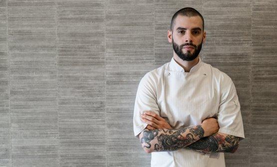Tommaso Tonioni è il sous chef