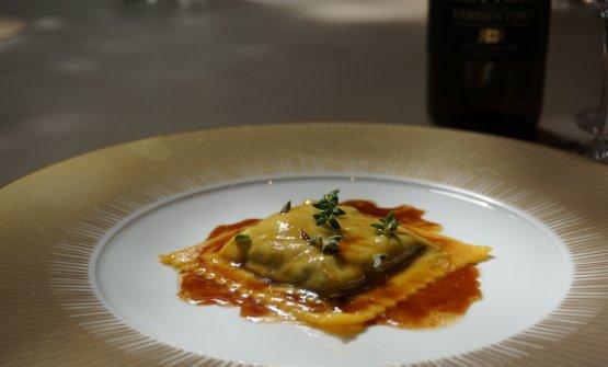 La cucina ligure dello chef Edoardo Traverso a Ide