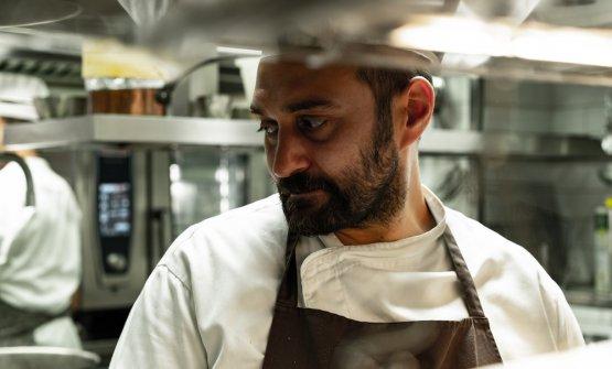Francesco Di Lorenzo, inossidabile braccio destro di Genovese come chef de cuisine
