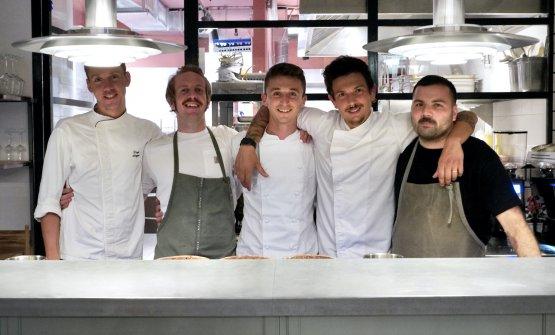 Lorenzo Vecchia all'Ahimè di Bologna: format giovane, grandi prodotti. E una cucina che sorprende