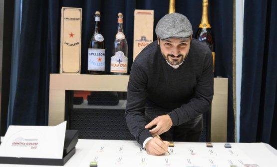 Remo Capitaneo, premiato daDivine Creazioni-Surgital
