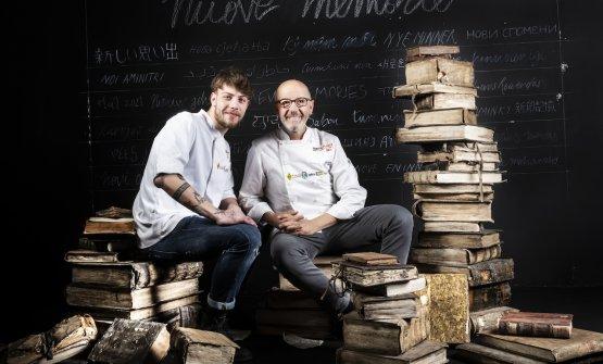 Stefano e Franco Pepe a Identità Milano 2019