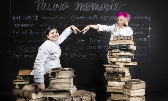 Solaika Marrocco e Cristina Bowerman a Identità M
