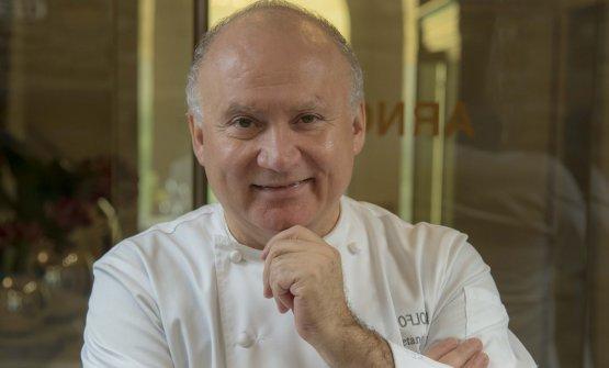 Gaetano Trovato, classe 1960, è un cuoco che ha f
