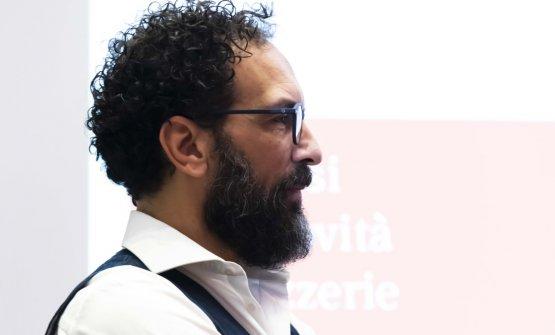 Il presentatore, Federico Quaranta