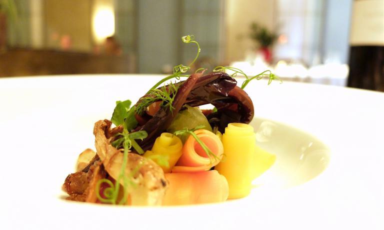 """Verdura 100%è una """"insalata"""" di verdure cotte e crude: squisita"""
