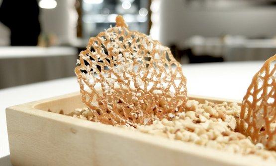 Buonissime queste Chips di topinambur, un classico di Griffa