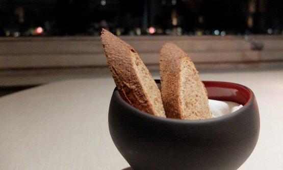 Pane di farine integrali