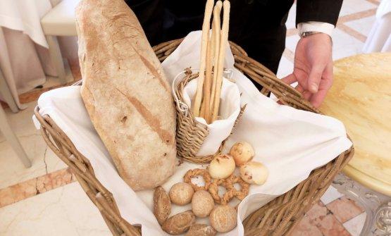 Il cestino del pane