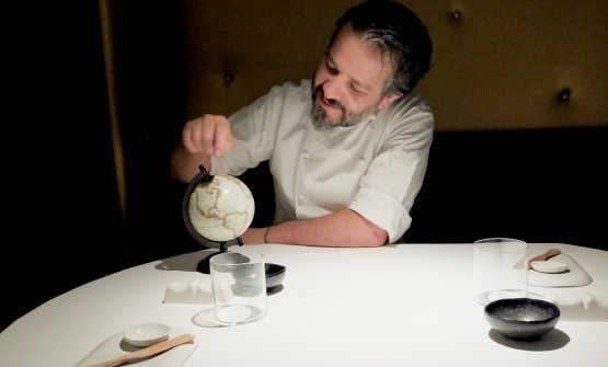Claudio Melis and his culinary journey around the