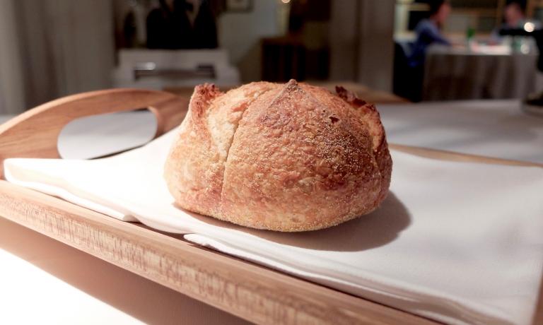 Il pane, fatto in casa