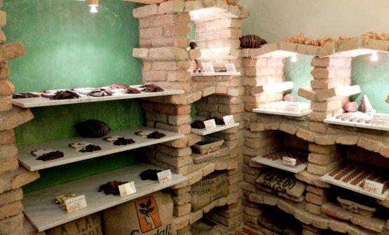 Nella Chocolate Room