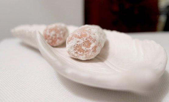Biscotti dei naviganti, una specialità di Castellammare di pasta dura con anice e zucchero
