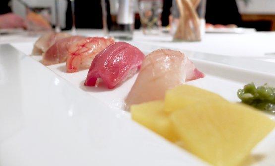 Sushi all'Otto