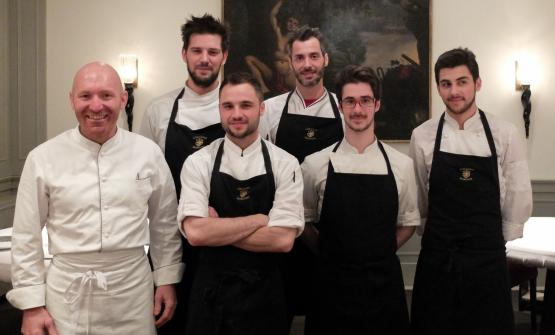 Alfio Ghezzi e il nostro modello di chef