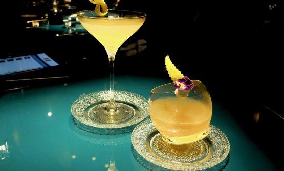 S'inizia con un cocktail (foto Tanio Liotta, come le seguenti)