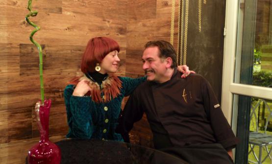 Tatyana Rozenfeld e Italo Bassi:due cuori e due